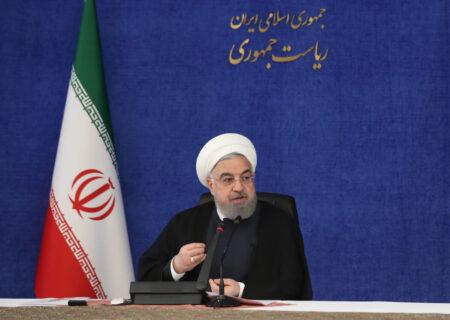 وائٹ ہاؤس انسانیت سے اجنبی ہے، ایرانی صدر