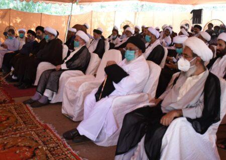 """اسلام آباد میں """"علماء و ذاکرین کانفرنس"""" شروع+تصاویر"""
