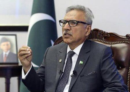 حکمران عوام کی خدمت کے لیے ہی ہوتے ہیں، صدر مملکت ڈاکٹر عارف علوی
