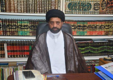 امیر المومنینؑ نے اپنی پوری زندگی عدل و انصاف کے احیاء میں بسر کی، علامہ ڈاکٹر سید محمد نجفی