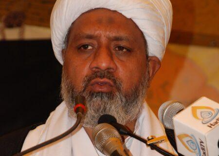 امام خمینی ؒنے فلسطینیوں کے احساس محرومی کو دور کیا، علامہ افضل حیدری