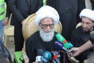آیۃ اللہ العظمیٰ بشیر نجفی کا افغانستان کابل میں دہشت گردانہ حملے کی شدید مذمت