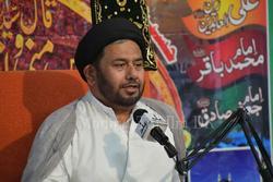 علامہ شہید عارف حسینی اتحاد بین المسلمین کے عظیم علمبردار تھے،علامہ سید مرید حسین نقوی