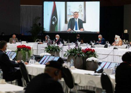 لیبیا میں جنگ بندی کے آثار نمایاں،انتخابات کے انعقاد تک عبوری حکومت کی تشکیل پر اتفاق