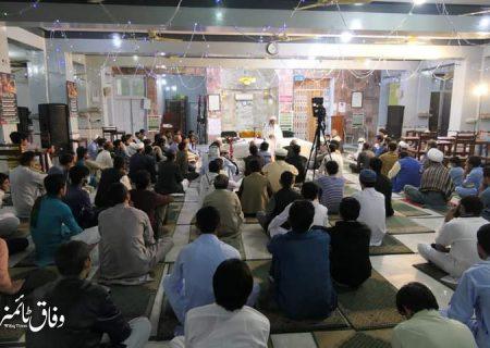 حوزہ علمیہ جامعۃ المنتظر لاہور کا سالانہ علمی اور تربیتی اجتماع 22،23 مارچ کو ہوگا