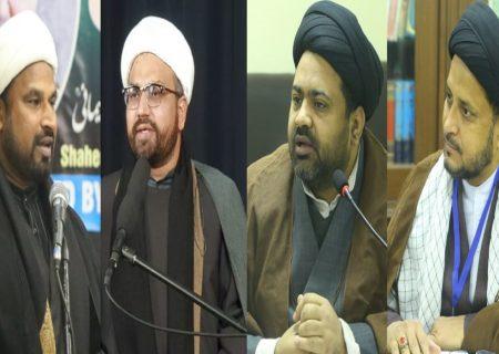 وسیم رضوی سے متعلق سپریم کورٹ کا فیصلہ قرآن مجید کی حقانیت اور عظمت کو واضح کرتا ہے، علمائے شیعہ ہندوستان
