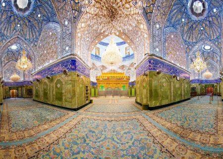 حرم مطہر حضرت عباسؑ کی آنلائن زیارت کریں اور روضہ مبارک کے ہر حصے میں چہل قدمی کا شرف حاصل کریں