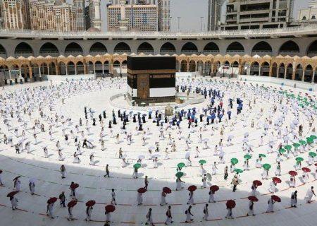 رواں سال سعودی شہری اور مملکت میں مقیم غیر ملکی 60ہزار عازمین حج کرسکیں گے