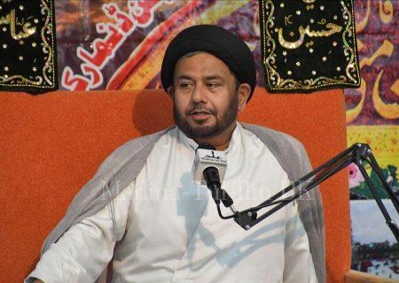 نصاب سے اسلامی تعلیمات نکالنے کی سفارشات پر تشویش ہے، نائب صدر وفاق المدارس الشیعہ پاکستان