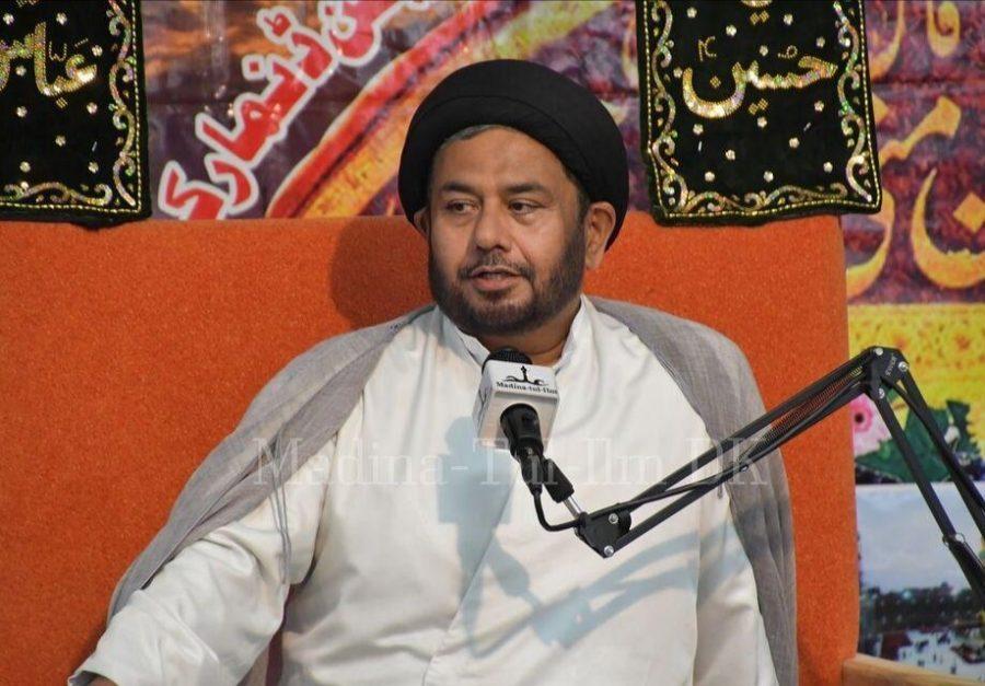 شیعہ سنی اسلام کے دو مضبوط بازو ہیں، علامہ مرید حسین نقوی