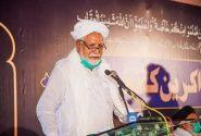 بزرگ عالم دین علامہ ملک اعجاز حسین نجفی کا کرونا ٹیسٹ مثبت آگیا، دعا کی اپیل