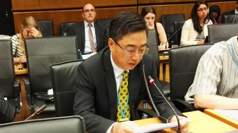 امریکہ فوری طور پر ایران کے خلاف عائد پابندیاں ختم کرے، چین