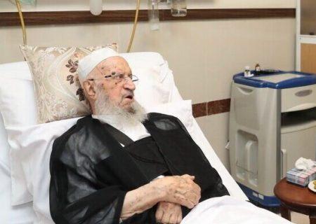 آیت اللہ العظمی مکارم شیرازی روبہ صحت ہیں، دعا کرنے والوں کا شکریہ، دفتر مرجع تقلید