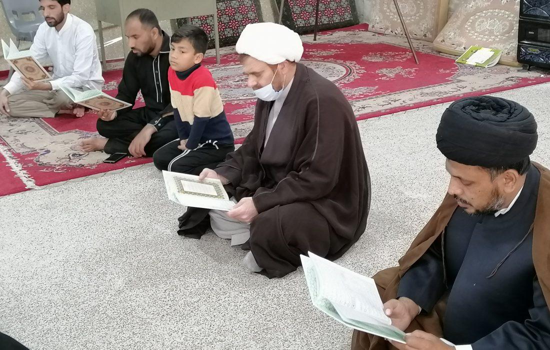 تصویری رپورٹ | مدرسہ الامام المنتظر قم ایران میں علامہ شیخ نوروز کے ایصال ثواب کیلئے ختم قرآن کا اہتمام