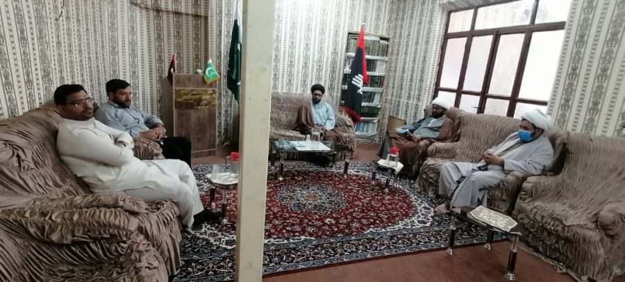تصویری رپورٹ|دفتر قائد ملت جعفریہ پاکستان شعبہ قم کی جانب سے قم میں موجود صحافیوں کے اعزازمیں تقریب