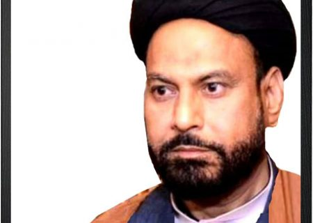 ہندوستانی عالم دین مولانا سید عمران حیدر زیدی انتقال کرگئے