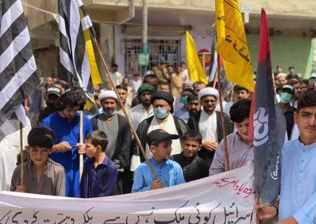 عالم اسلام کا اتحاد ہی فلسطین کی آزادی کی جدوجہد کو یقینی بنا سکتا ہے، علامہ سید ناظر عباس تقوی