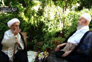 ویڈیو|آیات عظام مکارم شیرازی اور جعفر سبحانی کی خصوصی ملاقات