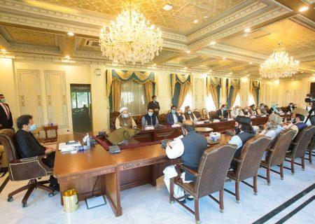 وزیر اعظم عمران خان سے اسلامی نظریاتی کونسل کے وفد کی ملاقات