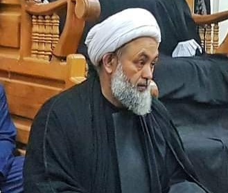 حجت الاسلام محمد جواد حافظی کا آیت اللہ حافظ سید ریاض حسین نجفی کی ہمشیرہ کے انتقال پر تعزیت