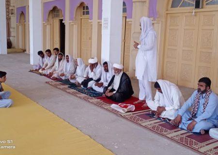 تصویری رپورٹ ڈیرہ اسماعیل خان میں قرآن سنٹرز کے امتحانات میں پوزیشن ہولڈرز کے اعزاز میں تقریب تقسیم انعامات کا انعقاد