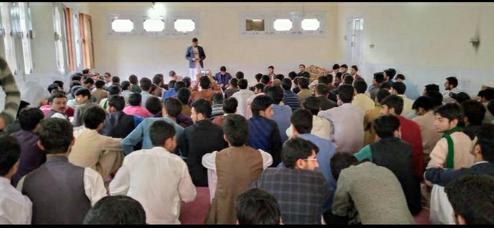 تصویری رپورٹ || جامعہ قبازردیہ سکردو میں اتحاد طلاب بلتستانیہ کانفرنس منعقد