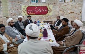 تصویری رپورٹ | نمائندگی پاکستان جامعۃ المصطفی العالمیہ کے وفد کا مدرسہ الامام المنتظر کا دورہ