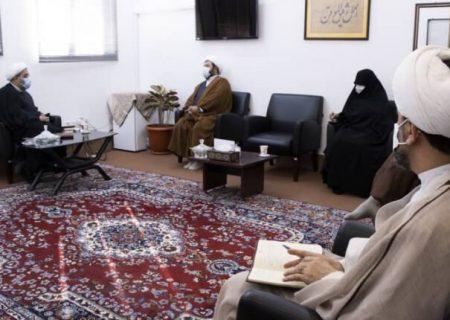 دینی طالبات ان کو مجازی تبلیغ کے میدان میں سرگرم عمل ہونا چاہئے،حجۃ الاسلام محمد شیخ الاسلامی