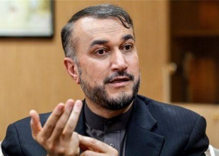 خطے میں اسرائیل کی کوئی جگہ نہیں اور اس کا مستقبل تاریک ہے: ایران