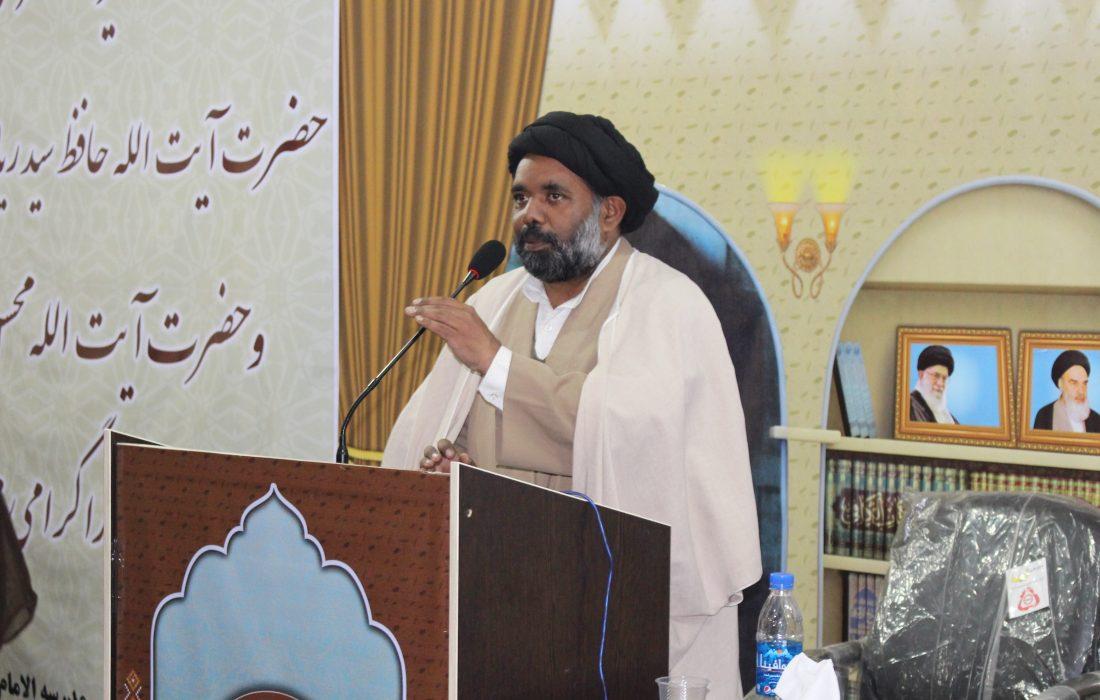 مسجد ہمارا ابتدائی مرکز اور نوجوانوں کی پہلی اجتماعی تربیت گاہ ہے، علامہ سید محمد حسن نقوی