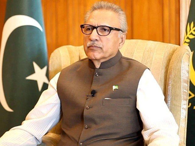 ایران مشکل حالات میں بدستور پاکستان کیساتھ کھڑا رہا، پاکستانی صدر