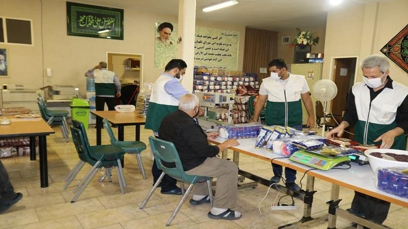 کورونا کے مریضوں اور اس سے متاثر گھرانوں کی مدد کے لئے امام رضا وقف فاؤنڈیشن کا قابل تعریف کارنامہ