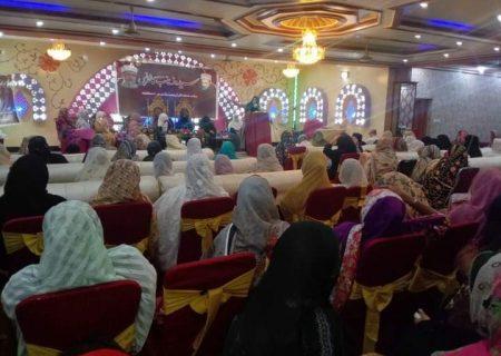 منہاج القرآن ویمن لیگ سیالکوٹ کے زیرِ اہتمام سیدہ زینب سلام اللہ علیہا کانفرنس کا انعقاد