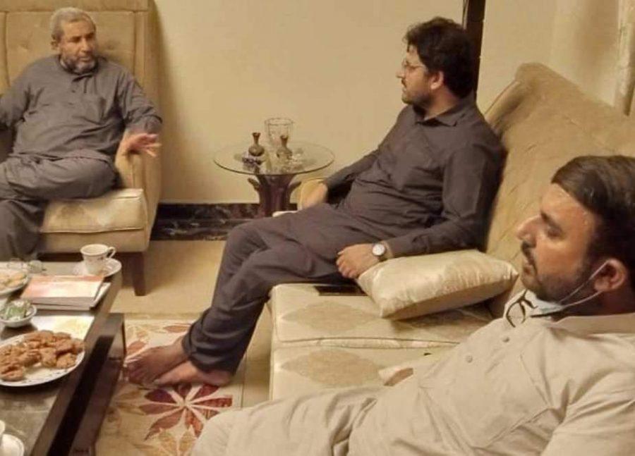 ناصر عباس شیرازی اور اسد نقوی کی علامہ عارف واحدی سے اہم ملاقات