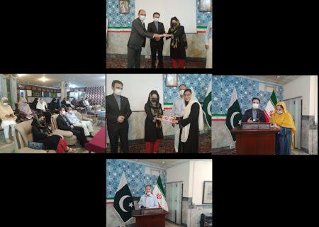 فارسی زبان میں سمعی مہارت کی ارتقاء کے لئے لاہور میں ورکشاپ منعقد+تصاویر