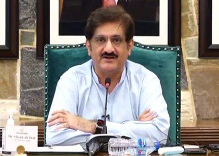 عید میلاد النبیؐ پر انتظامیہ اور پولیس ضروری اقدامات کرے، وزیر اعلیٰ سندھ