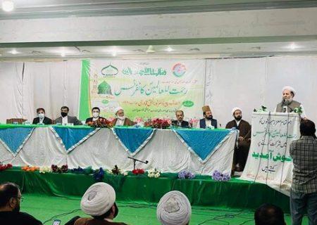 ہم سب کچھ برداشت کر سکتے ہیں مگر اپنے نبی رحمت (ص) کی شان میں گستاخی کسی صورت قبول نہیں، ڈاکٹر علامہ محمد حسین اکبر