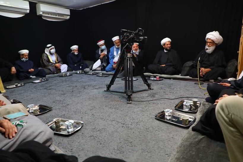 ہم مسجد الاقصی کو آزاد کرائیں گے، آیت اللہ حافظ بشیر نجفی