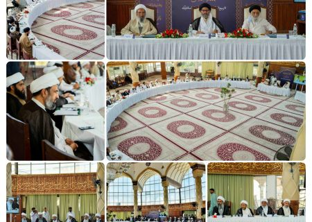 جامعہ الکوثر میں علماء و خطبا کے دوسرے نمائندہ اجلاس کا شاندار انعقاد