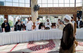 تصویری رپورٹ|وفاق المدارس الشیعہ پاکستان کا اجلاس اسلام آباد میں منعقد(2)